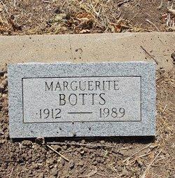 Marguerite Botts