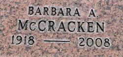 Barbara A. <I>Petrak</I> McCracken