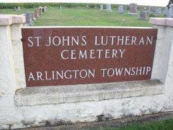 Saint Johns Lutheran Cemetery New