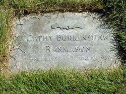 Cathy <I>Burkinshaw</I> Rasmason
