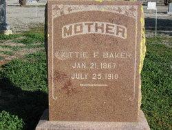 Kittie F. Baker