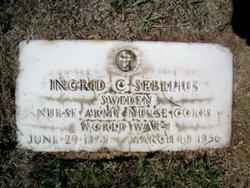 Ingrid Christine Sebelius