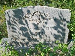 Thomas Matthew Tidwell