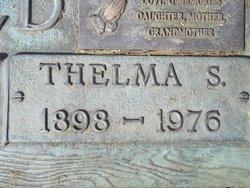 Thelma S Brassfield