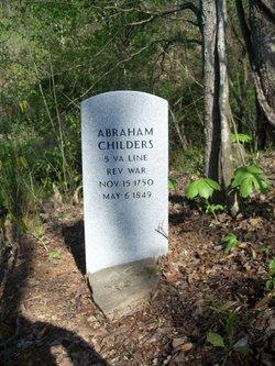 Abraham Childers