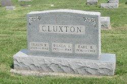 Earl Behm Cluxton