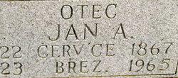 "Jan A ""John"" Cernosek"