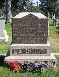 Anne Orr Pershing