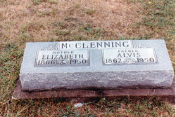Elizabeth Jane <I>Moody</I> McClenning