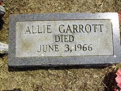 Allie Garrott