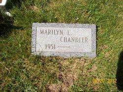 Marilyn Louise <I>Tucker</I> Chandler