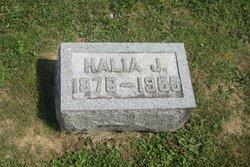 "Mahala Jane ""Halia"" <I>Cooper</I> Hayslip"