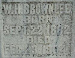 W. H. Brownlee
