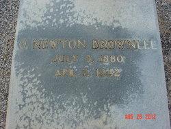 Oliver Newton Brownlee