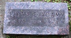 Leona M Adams