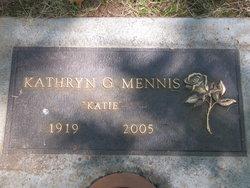 """Katheryn Genora """"Katie"""" Quistad"""