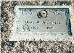 Opal M Shockley