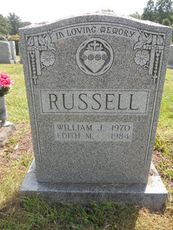 William J Russell, Sr