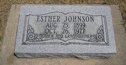 Esther Johnson