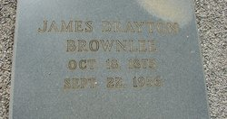 James Drayton Brownlee