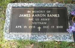 PFC James Aaron Banks