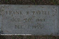 "Francis Rowan ""Frank"" Partee, Sr"