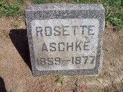 Rosette Aschke