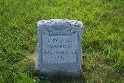 Gary Allan Anderson