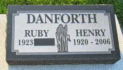 Henry Danforth