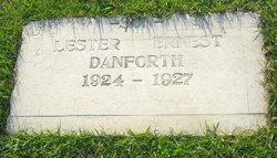 Lester Ernest Danforth