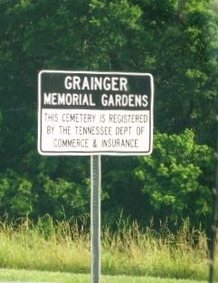 Grainger Memorial Gardens