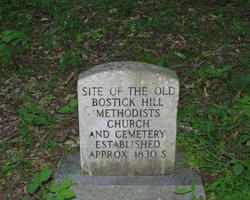 Old Bostick Hill Cemetery