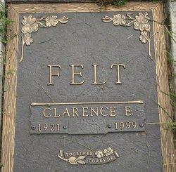Clarence Elbert Felt