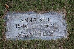 Anna Seig