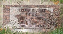 Jeremy Richard Cook
