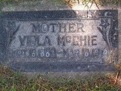 Viola <I>Daw</I> Mcghie