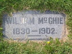 William McGhie
