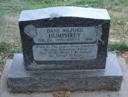 Dane Wilford Humphrey