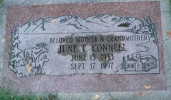 June <I>Thompson</I> Connell