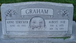 Albert Ivie Graham