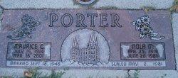 Nola Marie <I>Byington</I> Porter