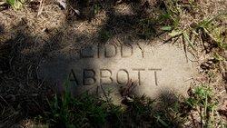 """Lydia Lilly """"Liddy"""" <I>Coffee</I> Abbott"""