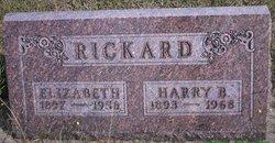 Elizabeth Rickard