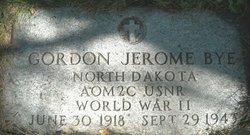 Gordon Jerome Bye