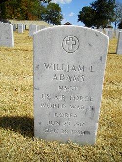 William Lynn Adams