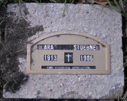 "Clara ""Babe"" <I>Bindert</I> Stoebner"