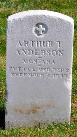 Arthur Thomas Anderson