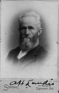 Dr Abraham Hoch Landis
