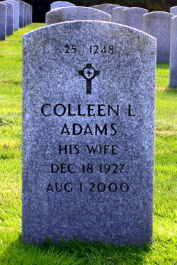 Colleen Lenore <I>Coughlin</I> Adams