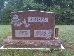 Alice June <I>Gongaware</I> Allison